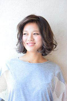 無造作ほつれボブヘアー☆☆ - ヘアカタログ シュワルツコフ オンライン
