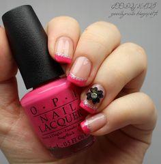 Goodly Nails: 3D kukat