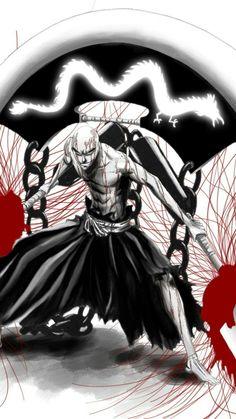 Madarame Ikkaku Bleach You can find Bleach anime and more on our website. Otaku Anime, Manga Anime, Fanarts Anime, Anime Art, Anime Bleach, Shinigami, Bleach Characters, Anime Characters, Bleach Pictures