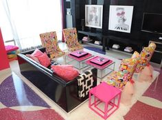 16 Hotels That Will Blow Your Kids' Minds The Palms in Las Vegas - Barbie themed room