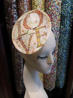 Gratacós_Tacados y pamelas con mucho LOVE #moda #diseño #tejidos #telas #Fashion