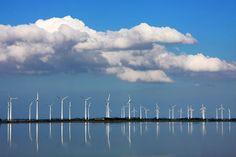 Parque eólico Canela bate su propio récord de generación eléctrica