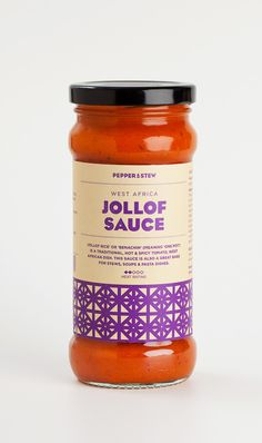 A West African blend of tomatoes and chilli used to make the traditional Jollof Rice, a one pot dish of  rice and meat or vegetables. It can also be added  to a chicken, beef or fish stew to give it a kick or on pizza bases to replace basic tomato sauce.