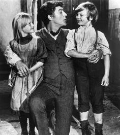 "Dick Van Dyke in ""Chitty Chitty Bang Bang"". One of my favorite actors ever plays the best dad ever."