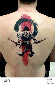 Resultado de imagen para samurai trash polka