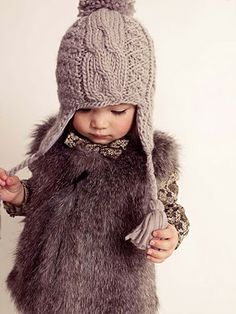 Can you see your little one wearing these!