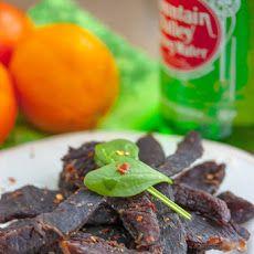 Homemade Beef Jerky