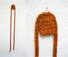 Love the idea of knitting in miniature just for fun