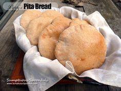 » Peppy's Pita Bread {Bread Machine Recipe} Sumptuous Spoonfuls