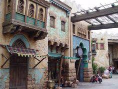 calles de Aladino