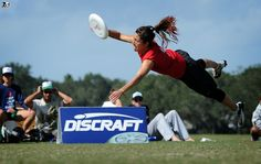The american all-star tour promoted women in ultimate and female athletes in general. Id really recommend checking them out