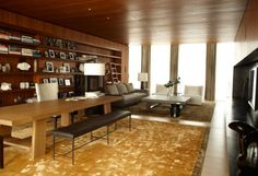 Ian Schrager's New York City home