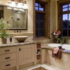 Wood trim - painted cabinetry
