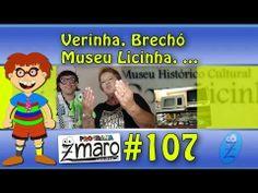 Verinha, Museu Licinha, Brechó e muito mais - Programa Zmaro 107 - YouTube