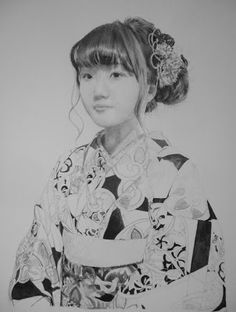 Acoustic Drawings The Shinji Ogata Gallery: The Coming of Age Ceremony 1-b 成人式 1-b