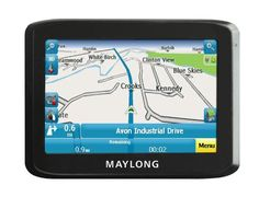 GPS Navigation Device - Pin It :-) Follow us  :-)) zCamping.com is your Camping Product Gallery ;) CLICK IMAGE TWICE for Pricing and Info :) SEE A LARGER SELECTION of GPS at http://zcamping.com/category/camping-categories/camping-survival-and-navigation/gps-navigation-devices/ - camping gear, hunting, camping essentials, camping  gps -  Maylong ML-205 3.5-Inch Portable GPS Navigator « zCamping.com