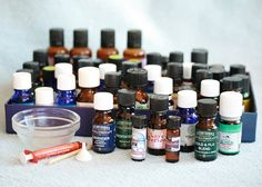 Homemade Vapor Rub ( it doesn't take this many ingredients!).  www.facebook.com/angelasoils