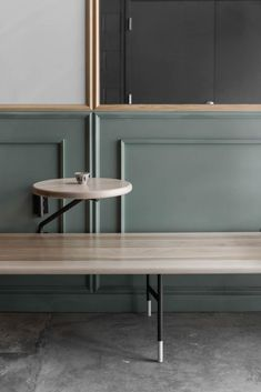 Image 2 of 25 from gallery of Jouney Café / David Dworkind. Photograph by David Dworkind Contemporary Interior Design, Best Interior Design, Bar Furniture, Furniture Design, Cafe Seating, Cafe Design, Design Design, Design Trends, Design Ideas