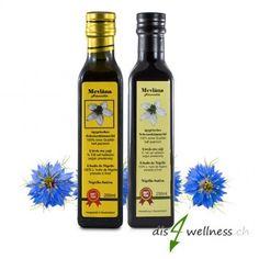 Schwarzkümmelöl kaufen (Nigella sativa), 250 ml Nigella Sativa, Whiskey Bottle, Drinks, Drinking, Beverages, Drink, Beverage