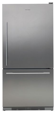Fisher & Paykel Bottom Mount Refrigerator - contemporary - refrigerators and freezers - other metro - US Appliance