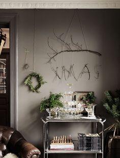 Jul hemma hos Malin Persson