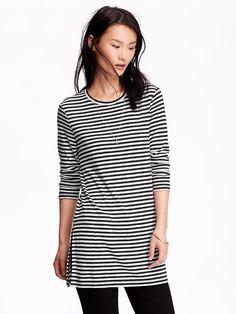 Women's Striped Tunics Product Image