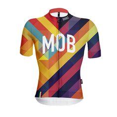 MOB Sydney bespoke cycling apparel by Babici. Bike Wear, Cycling Wear, Cycling Jerseys, Cycling Bikes, Cycling Outfit, Cycling Clothing, Road Cycling, Cycling Equipment, Bike Kit