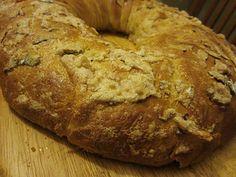Couronne De L'Épiphanie (Spanish Epiphany Bread)