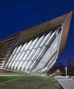 Eli & Edythe Broad Art Museum - Architecture - Zaha Hadid Architects