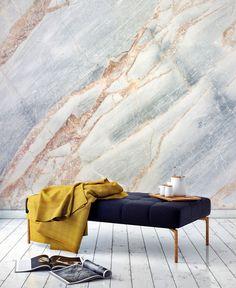 Elegant Expensive-Looking Wall Design by Murals Wallpaper - InteriorZine
