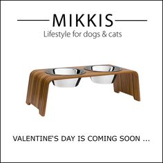 Charm your Sweetheart! It's never too late ... www.mikkis.ch