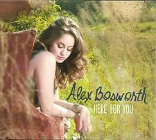 Alex Bosworth - Here for You [New CD]