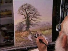 Learn to Paint Acrylics with Alwyn Crawshaw