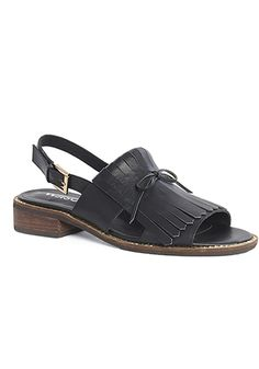Miss Wilson Ella Black Summer Shoes, Spring Summer, Loafers, Footwear, Sandals, Collection, Black, Fashion, Travel Shoes