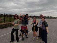 Dance Walking in Druid hill Park Baltimore - http://www.baltimorefishbowl.com/stories/scenes-from-dance-walk-at-druid-hill-park-try-it-tomorrow-a