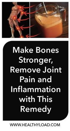 The pain in joints and bones is awful and makes more chronic problems and inflammations. The bone pain is real and comes with age too. This can be really intense and impede all daily work activities. So, make sure to prevent this or at least reduce the severity. Lubricate the joints and make bones stronger …