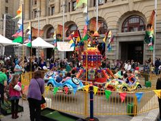 WA Day in Forrest Place