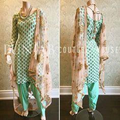 Punjabi suit. New designs, colors. Pinterest:@reetk516