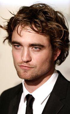 Robert Pattinson hair
