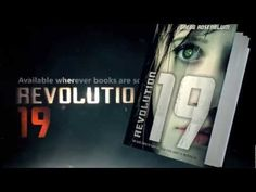 ▶ REVOLUTION 19  by Gregg Rosenblum | Book Trailer (YA)