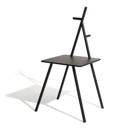 Minimalist Multifunctional Chair Appropriate For Many Spaces | DigsDigs