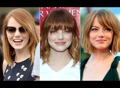 Grow It Out: Keep Your Haircut Flattering at Every Stage - Emma Stone from #InStyle