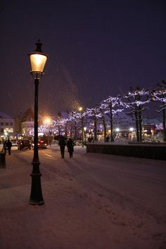 Maastricht! Went to the Christmas Festival there and TRIED to ice skate.