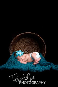 Different idea for the basket and newborn