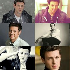 Cory Monteith.  You left too soon. I'm so shocked. My heart hurts.