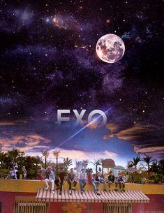 #EXO Exo Kokobop, Exo 12, Kpop Exo, Baekhyun, Mundo Musical, Exo Monster, L Wallpaper, Exo Group, Exo Album