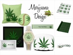 Simple marijuana des