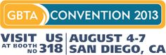 Enter for the raffle and win free gift everyday at GBTA Convention 2013