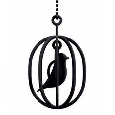 Dutch design only.  Happy Bird Chain by Michel Cornelissen - 100% Made in NL  http://www.thingsdesign.nl/collection/accessories/happy-bird-chain-xl.html
