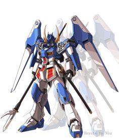 Musha x Gundam collaboration illustrations poster images - Gundam Kits… Mythological Monsters, Battle Bots, Manga Anime, Gundam Wallpapers, Gundam Mobile Suit, Cool Robots, Arte Cyberpunk, Gundam Seed, Japanese Anime Series